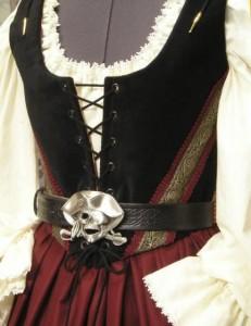 Celtic Leather Belt