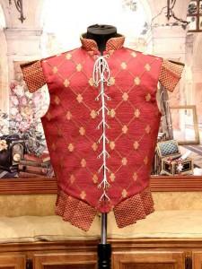 Renaissance Men's Doublet Vest Garb Medieval Cavalier Elizabethan