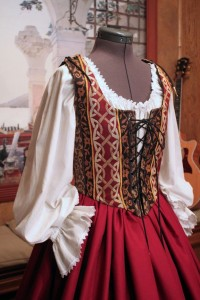 Celtic Burgundy and Black 3