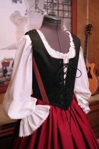 Celtic Burgundy and Black 7