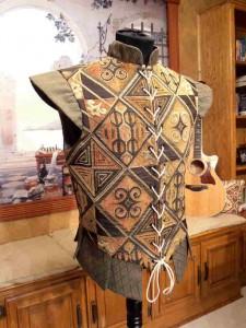 Men's Renaissance Doublet Jerkin Vest
