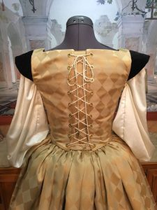 Harlequin Gown 8