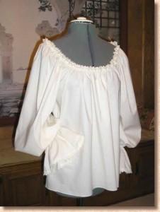Chemise blouse
