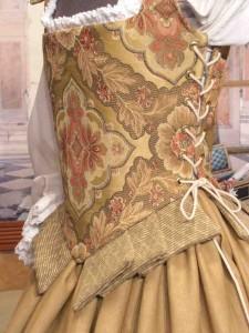 Renaissance Middle or Merchant Class Gown Dress Clothing