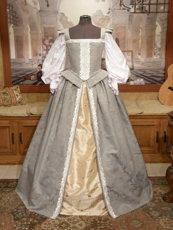 elizabethan era dresses - photo #9