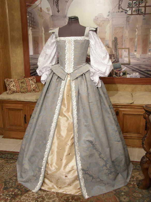 elizabethan era dresses - photo #27