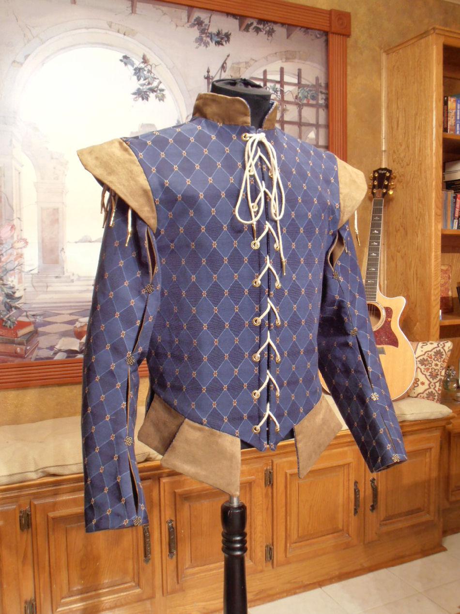 Jacket Vest Mens
