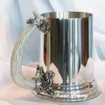 Viking Horn Tankard Mug