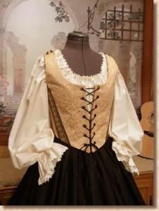 Renaissance Gown