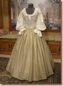 Wench Gown