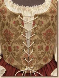 Corset and Skirt